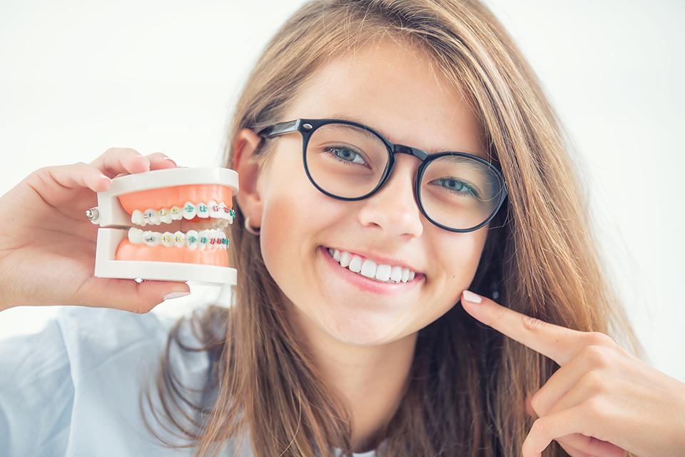 Orthodontie enfant Beaujolais